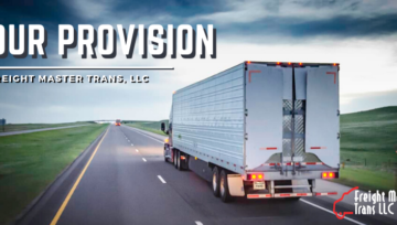 Remarkable Trucking: Our Provision